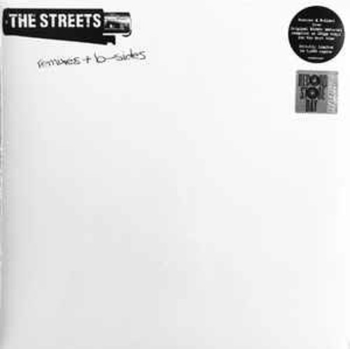 The Streets - Remixes and B-sides (VINYL LP)