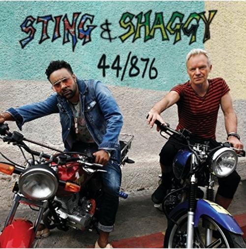 Sting & Shaggy – 44/876.  ( Vinyl, LP, Album, 180 gram)