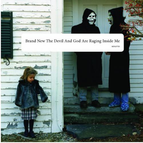 Brand New – The Devil And God Are Raging Inside Me.  ( 2 x Vinyl, LP, Album, 180 gram)