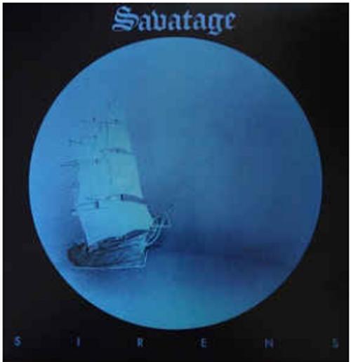 Savatage – Sirens.  ( Vinyl, LP, Album,  Gatefold, 180g)