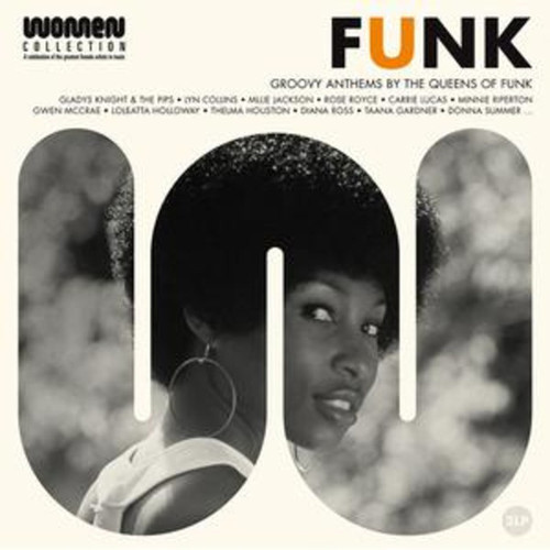 Various Artists - Funk Women: Groovy Anthems By The Queens Of Funk (2 x Vinyl, LP, Compilation)