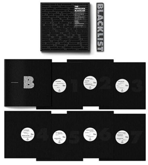 Metallica - The Metallica Blacklist (7 x Vinyl, LP, Album, Compilation, Boxset)