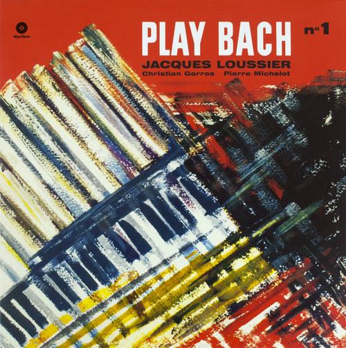 Jacques Loussier - Play Bach Vol. 1 (Vinyl, LP, Album, Remastered, 180g)