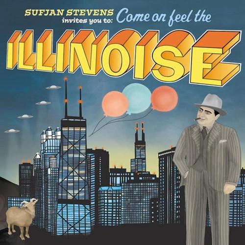 Sufjan Stevens - Illinois (VINYL LP)
