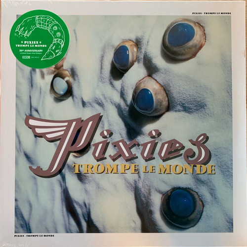 Pixies - Troupe Le Monde (Vinyl, LP, Album, Limited Edition, Green)