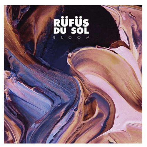 Rüfüs Du Sol – Bloom     ( 2 x Vinyl, LP, Album, Limited Edition, Reissue, Pink & White, 180g)