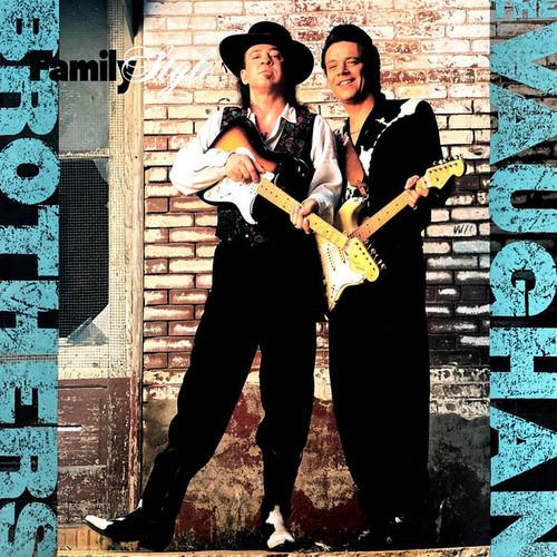 Vaughan Brothers - Family Style (Vinyl, LP, Album, 180g)