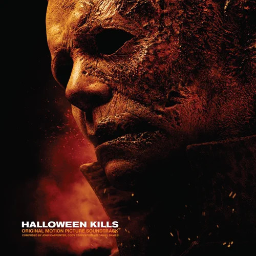 Halloween Kills (Original Motion Picture Score) (Vinyl, LP, Album, Limited Edition, Orange with Red Splatter)