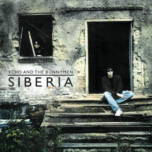 Echo And The Bunnymen - Siberia (2 x Vinyl, LP, Album, Transparent, 180g)