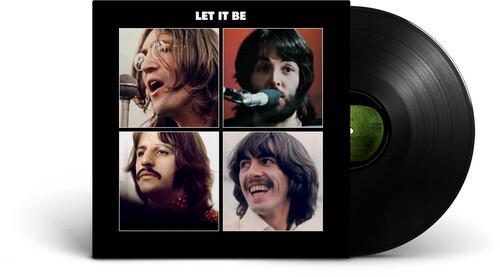 The Beatles - Let It Be (Vinyl, LP, Album, Remixed, Stereo, 180g)
