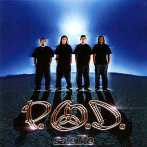 P.O.D. - Satellite (2 x Vinyl, LP, Album)