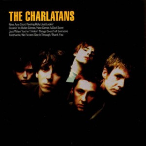The Charlatans - The Charlatans (2 x Vinyl, LP, Album, Remastered, Marbled Yellow)