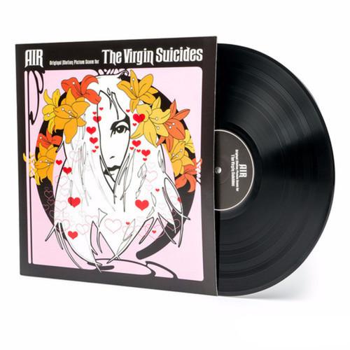 Air - Virgin Suicides (LP)