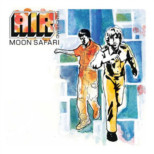 AIR ‎– Moon Safari (Vinyl LP)