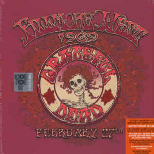 Grateful Dead – Fillmore West, February 27, 1969 (LP)