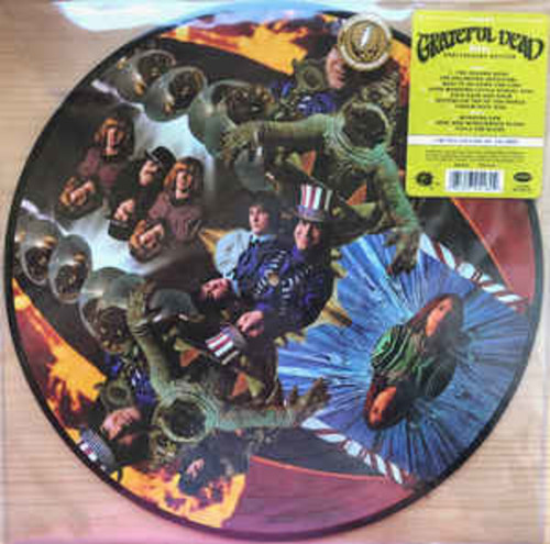 The Grateful Dead ‎– The Grateful Dead (PICTURE DISC) (VINYL LP)