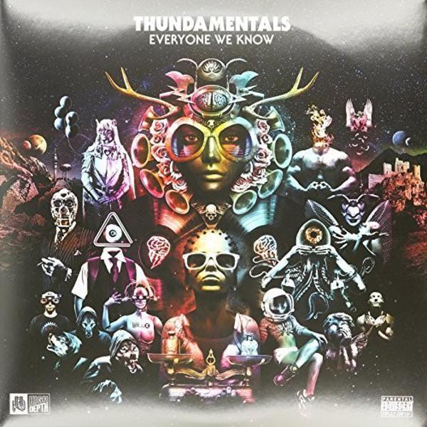 Thundamentals - Everyone We Know (VINYL LP)