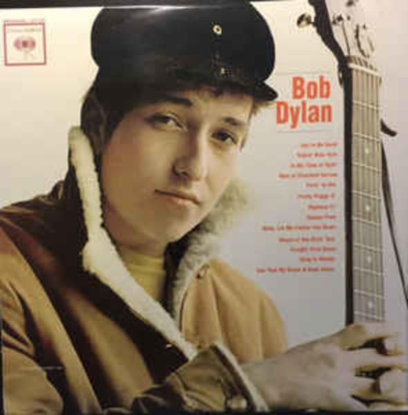 Bob Dylan - Bob Dylan (LP)