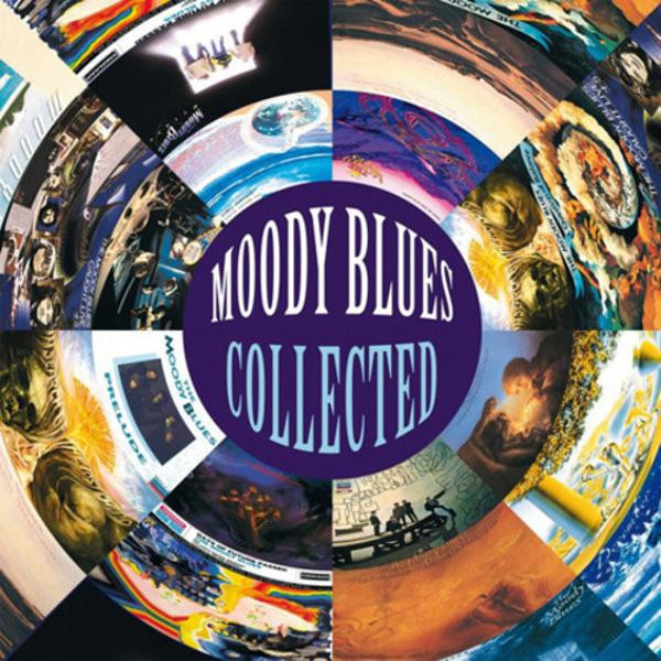 Moody Blues - Collected (VINYL LP)