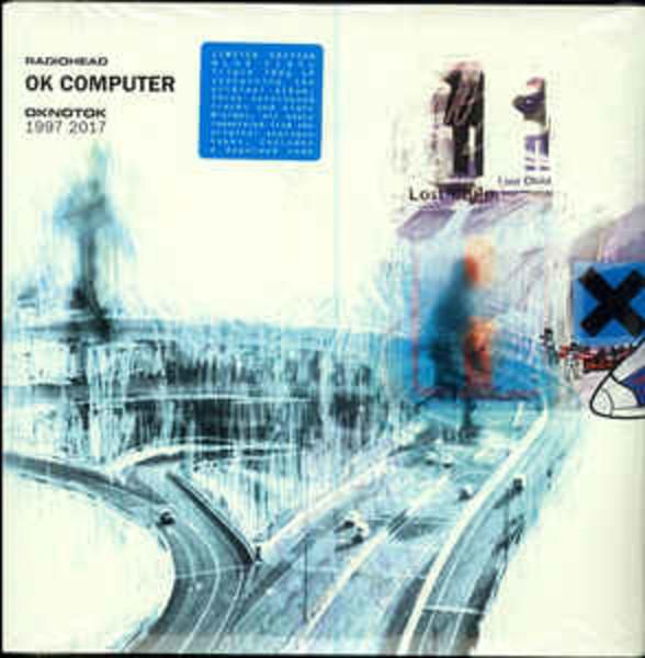 Radiohead - OKNOTOK blue (VINYL LP)