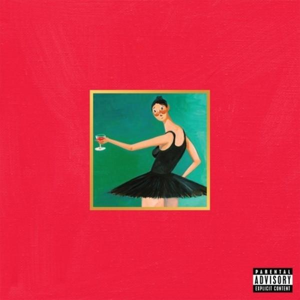 Kanye West – My Beautiful Dark Twisted Fantasy (VINYL LP)