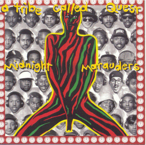 A Tribe Called Quest  - Midnight Marrauders