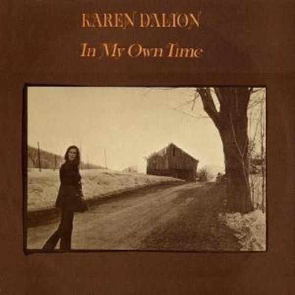 Karen Dalton – In My Own Time (Vinyl LP)