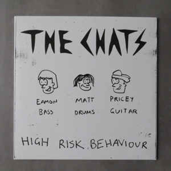 The Chats – High Risk Behaviour (YELLOW VINYL)