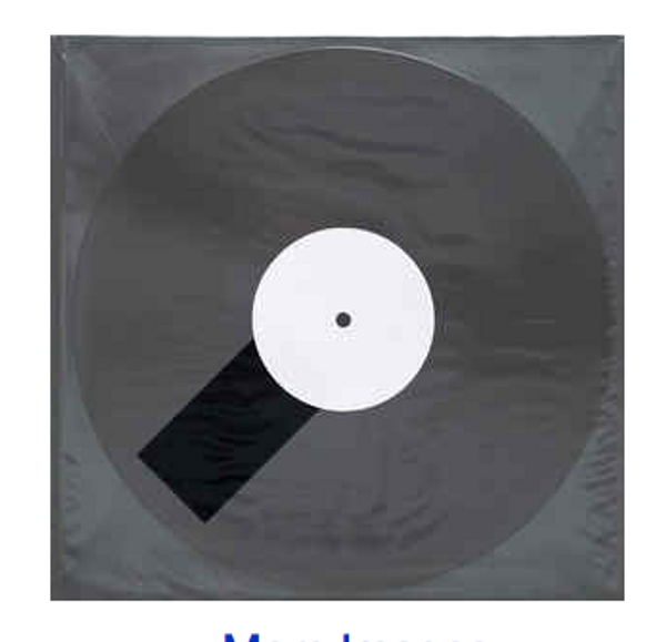 "Jamie xx ‎– Idontknow    (Vinyl, 12"", 45 RPM, Single Sided, White Label, Stereo)"