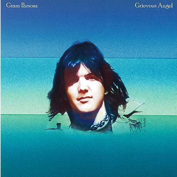 Gram Parsons ‎– Grievous Angel    (Vinyl, LP, Album, Reissue, Remastered, 180g)