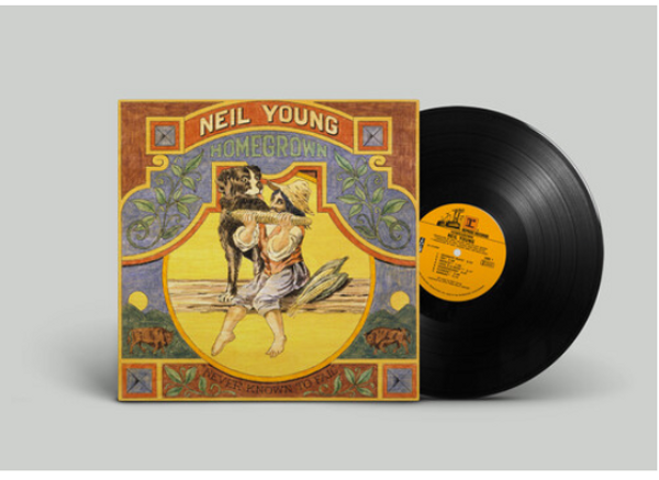 Neil Young ‎– Homegrown.    (Vinyl, LP, Album)