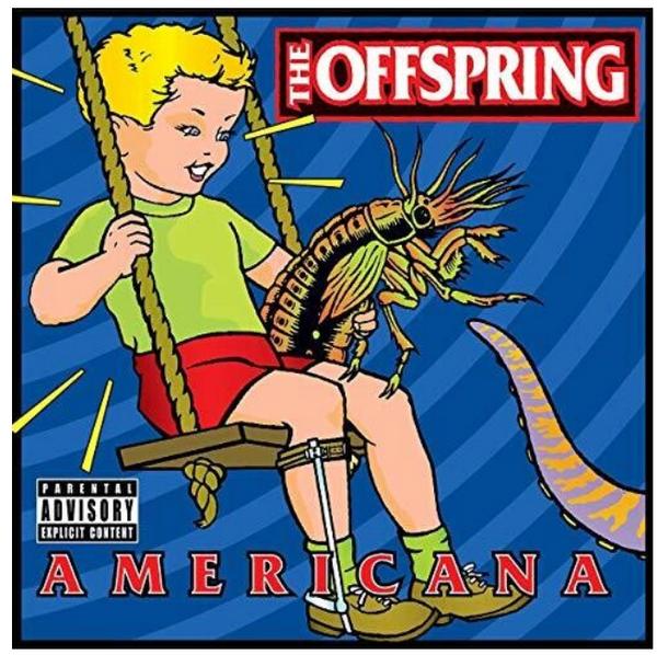 The Offspring – Americana.     (Vinyl, LP, Album)