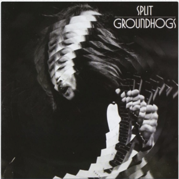 RSD2020   The Groundhogs -  Split     (Vinyl ,LP, Album, Cherry Red).   AVAILABLE IN STORE ONLY 29-8-20