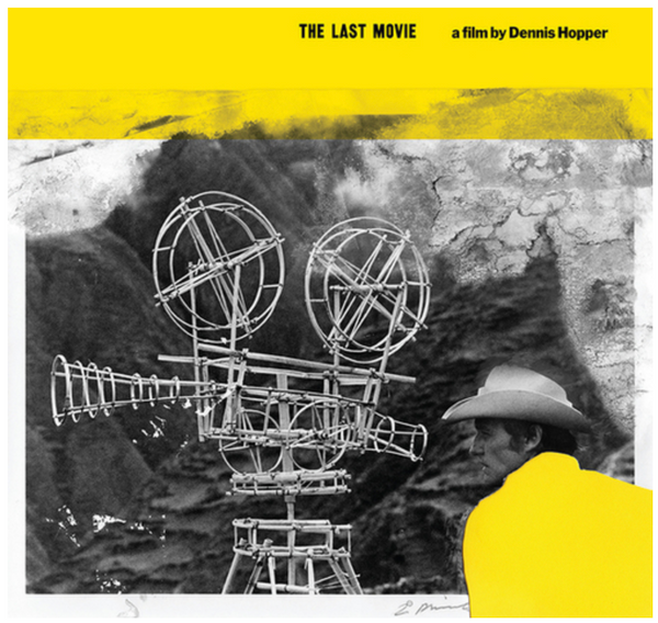 RSD 2020 	Various Artists  - Dennis Hoppers The Last Movie    (Vinyl, LP, Album, Yellow, Limited to 1,000)