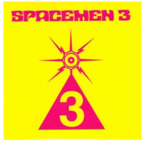 RSD2020.   Spacemen 3 - Threebie 3      (LP, Vinyl, Album, Yellow 180 Gram, indie exclusive)