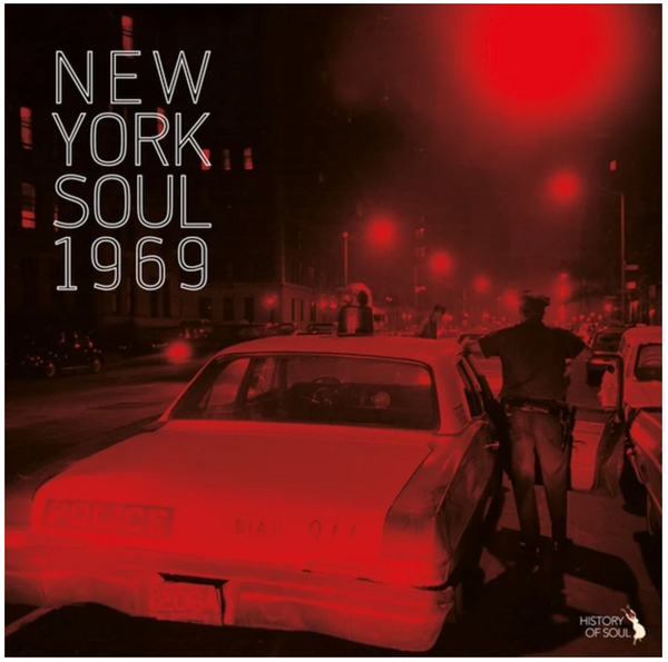 RSD2020.  Various Artists - New York Soul 1969    (LP, Vinyl, Album, limited to 500, indie exclusive)  AVAILABLE IN STORE ONLY 29-8-20