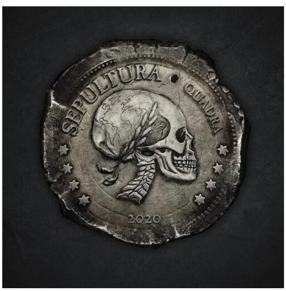 Sepultura – Quadra.    (2 × Vinyl, LP, Album)