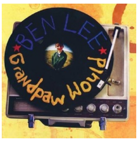 RSD2020  Ben Lee - Grandpaw Would.   (Vinyl, 2 LP, Album).  AVAILABLE IN STORE ONLY 29-8-20