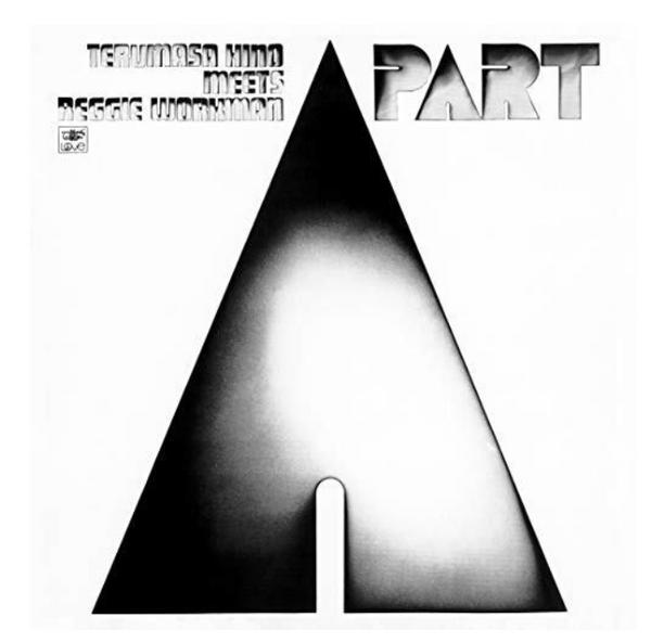 RSD 2020  Terumasa Hino - A Part  (Vinyl, LP, Album, remastered, original artwork, gatefold)  AVAILABLE IN STORE ONLY 26-9-20