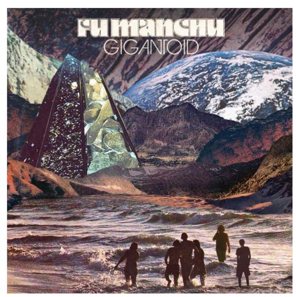 Fu Manchu – Gigantoid.   (Vinyl, LP, Album, Repress, Clear)
