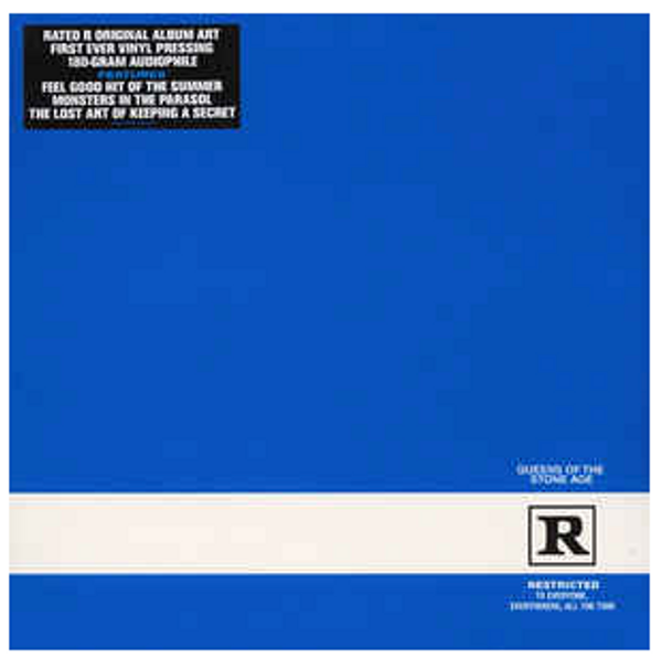 Queens Of The Stone Age ‎– R ( Vinyl, LP, Album, Reissue, Stereo, 180 Gram)