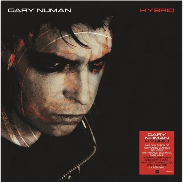Gary Numan – Hybrid  (2 × Vinyl, LP, Album, Stereo, Red)