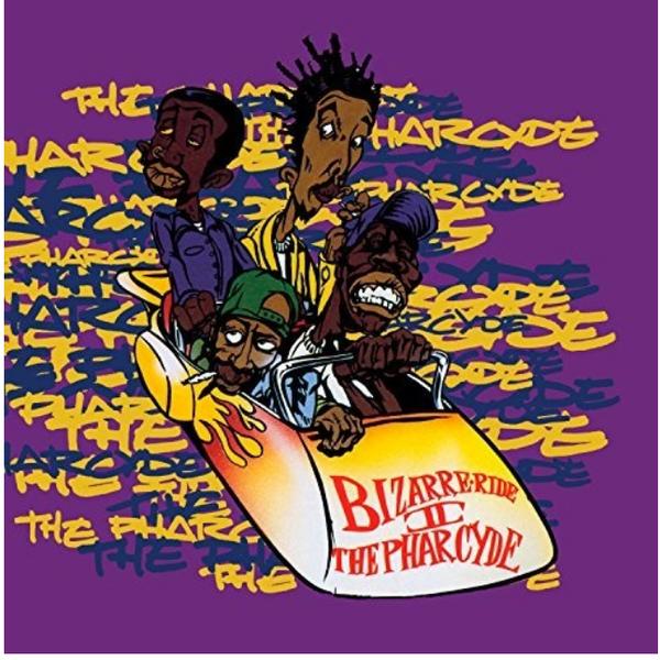 "The Pharcyde – Bizarre Ride II The Pharcyde  ( Box Set, Deluxe Edition 2 × Vinyl, LP, Album, Reissue, Yellow translucent and blue translucent 3 × Vinyl, 12"", 33 ⅓ RPM, Reissue, Black)"