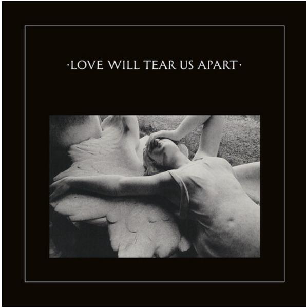 "Joy Division – Love Will Tear Us Apart.  ( Vinyl, 12"", 45 RPM, Single, Reissue, Remastered, Stereo, 180g)"