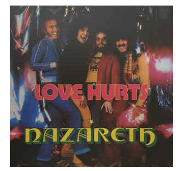 """RSD 2020 . Nazareth – Love Hurts.   (Vinyl, 10"""", 45 RPM, Single, Stereo, Orange). AVAILABLE IN STORE ONLY 26-9-20"""