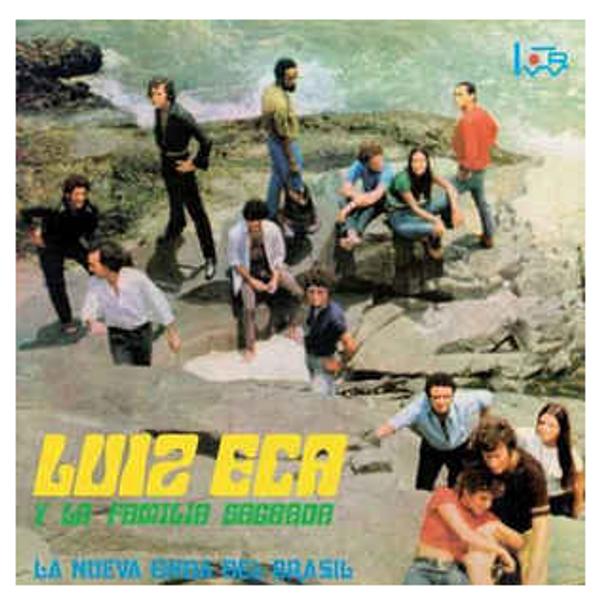 RSD 2020. Luiz Eça Y La Familia Sagrada – La Nueva Onda De Brasil.    (Vinyl, LP, Album, Reissue). AVAILABLE IN STORE ONLY 26-9-20