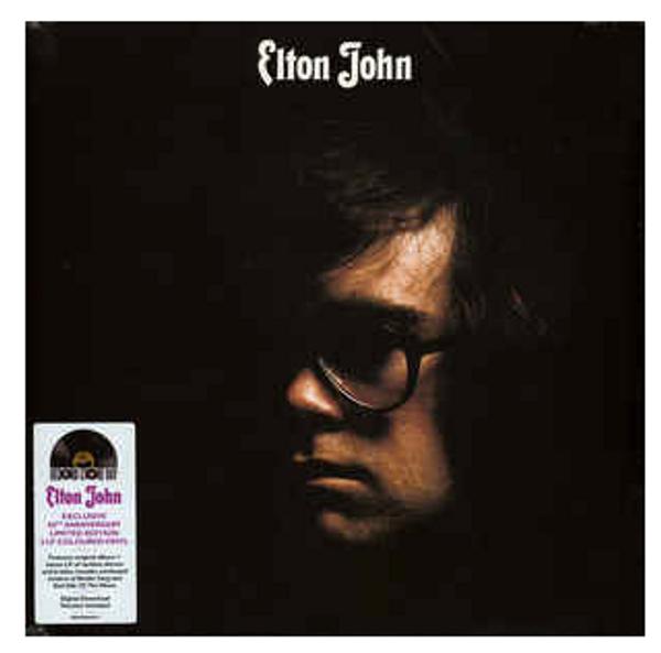 RSD 2020   Elton John – Elton John     (2 × Vinyl, LP, Album, Limited Edition, Purple, 180g, Gatefold). AVAILABLE IN STORE ONLY 26-9-20
