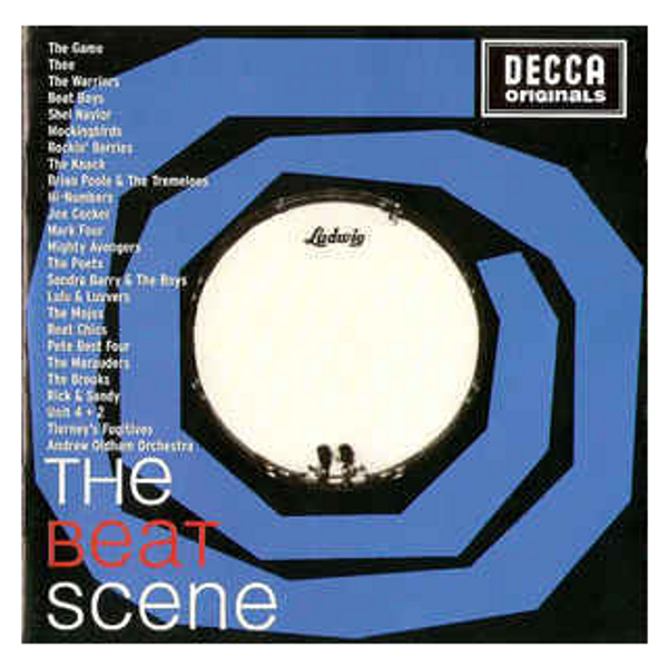 RSD 2020. Various – The Beat Scene.   (2 × Vinyl, LP, Limited Edition). AVAILABLE IN STORE ONLY 26-9-20