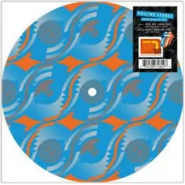 "RSD 2020. The Rolling Stones ‎– Steel Wheels Live.   ( Vinyl, 10"", 45 RPM, Single, Picture Disc). AVAILABLE IN STORE ONLY 26-9-20"