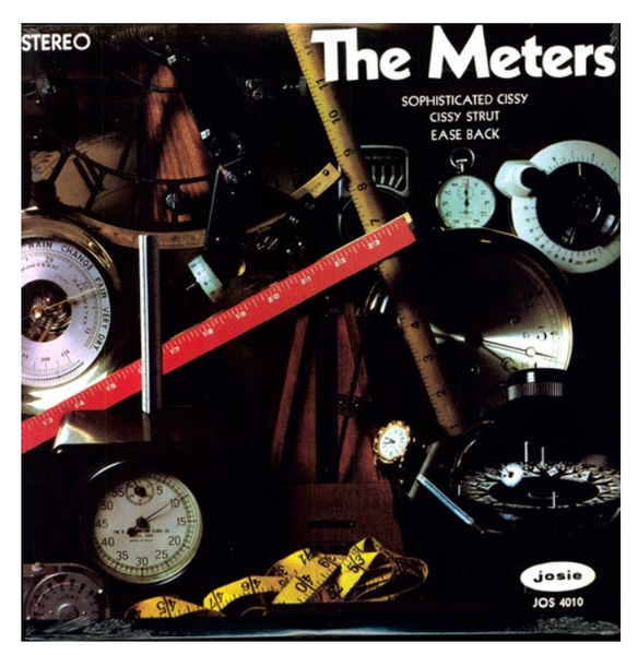 The Meters ‎– The Meters.   (Vinyl, LP, Album, Reissue, 180 gram) )